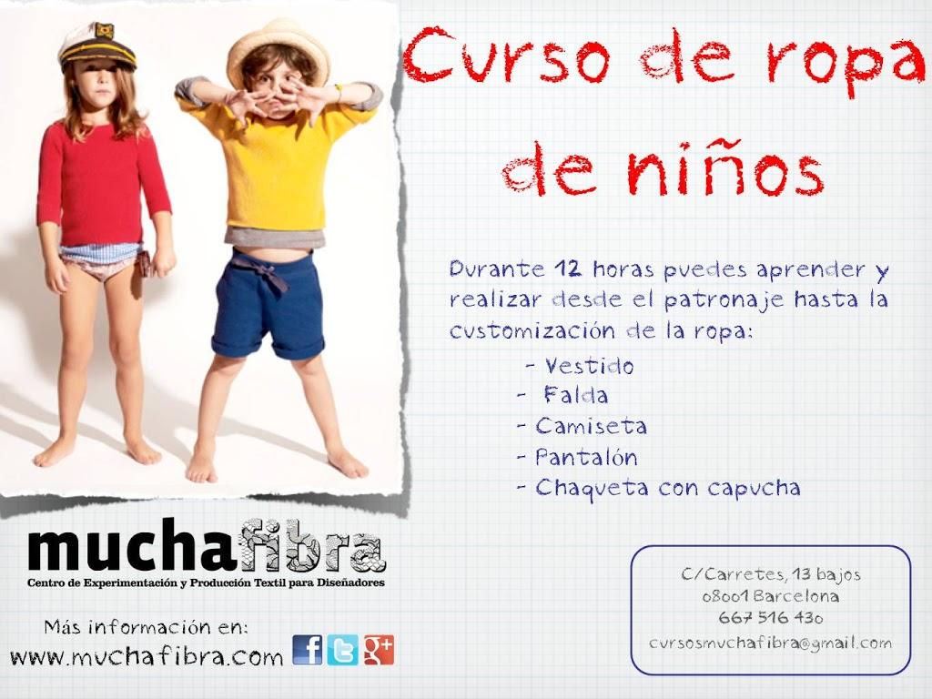 Patronaje p gina 3 muchafibra for Escuelas de moda en barcelona