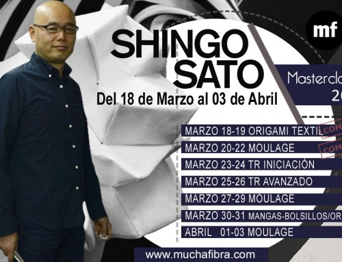 Shingo Sato, el maestro de vuelta a Barcelona