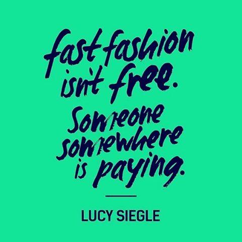 Creamos un mundo mejor al cambiar nuestros modos de consumo ???? Cada quien da un paso y juntos avanzamos ???? @fash_rev#muchafibra #fashionrev #slowfashion #doityourself