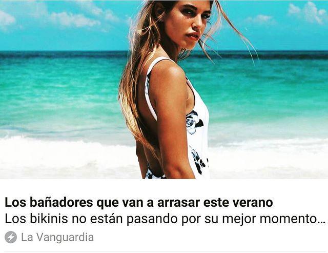 Chequea las tendencias de bikini de este verano en nuestra página Facebook !  Inspírate  que ya viene el sol para disfrutar de la playa ???????? #muchafibra #sewingclasses #barcelona #sunnyday