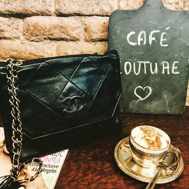 Coffee time  Estoy feliz como un viernes  #muchafibra #cafecouture #moda #fashionrevolution