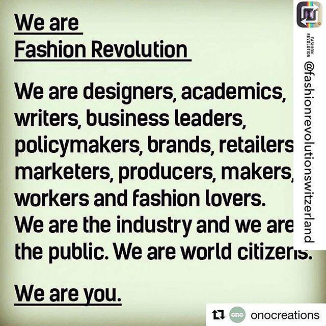 Apoya el movimiento con nosotros ! Juntos estamos cambiando las cosasCuando compramos ropa barrata, no es por nada, alguien está pagando en algún lugar del planeta ! Take care of home of people????????????#muchafibra #fashionrevolution #diadelamodasostenible #whomadeyourclothes