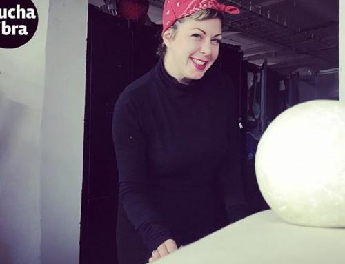 Un lindo giño a nuestra super @jackiekatzcouture que nos viene de formentera???? como #coworker #nomada Jackie esta realizando sus #producciones de #vestidos para #tango ???????????? Ella logro juntar sus dos #pasiones :bailar tango y diseñar los trajes !#coser#cantar y #bailar #aprender#coser#cursos#barcelona