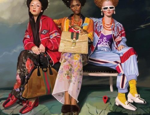 Un Ilustrador Barcelonés crea la compaña de Gucci PV/18
