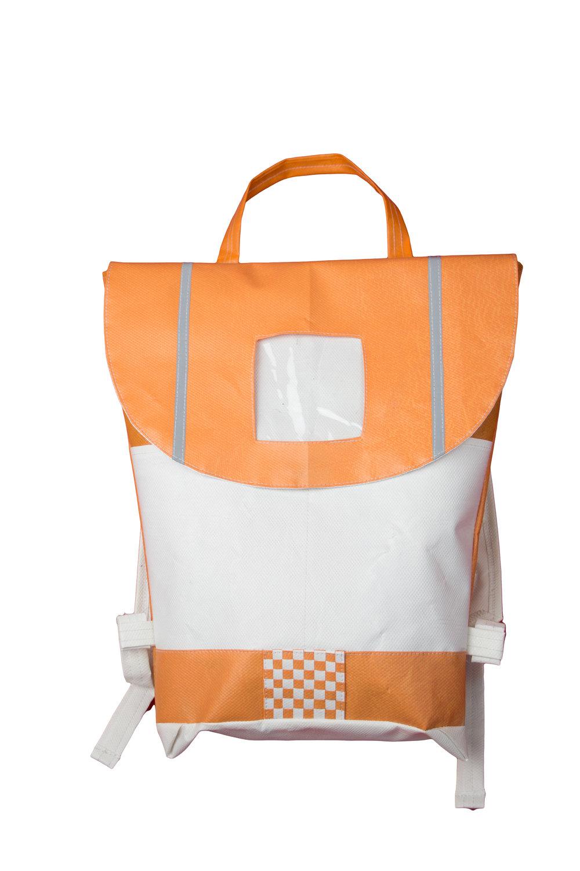 mochila reciclado
