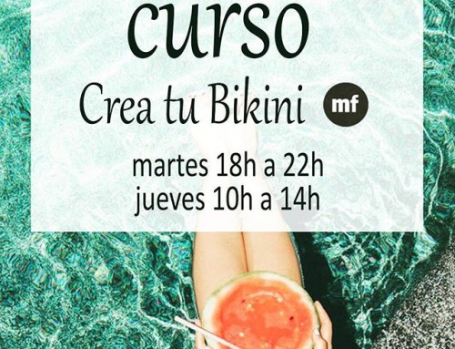 Recuerda que nuestros cursos duran todo el ańo y te puedes incorporar  cuando quieres.El #verano nos atrapa ????????????♀️???? y nos vamos de vacaciones del 27 de julio hasta el 3 de septiembre.  Reserva tu plaza desde ahora para septiembre #barcelona #bikini #sweemwear #trajesdebaño  #diy #diseñadores #curso #costura#tejidoselasticos