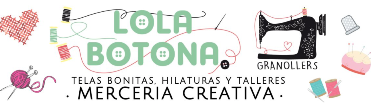 Tu Mercería Creativa en Granollers, Telas Bonitas, Cursos y Talleres. Costura, Crochet, Cotton Air, Amigurumis.