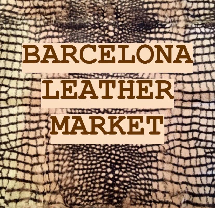 Barcelona leather market colaborador de muchafibra